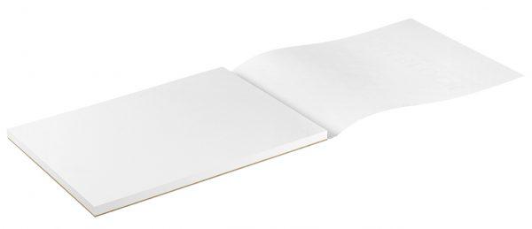 Hochwertiger Malblock mit glatter Oberfläche aus der Hahnemühle